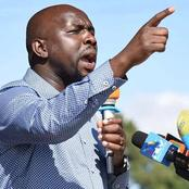 Murkomen Reveals Action Tangatanga Will Take On Matiang'i Over Alleged Police Disruptions