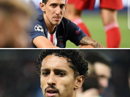 Di Maria's Wife Kidnapped, After Armed Robbers Violently Attacked Him And Marquinhos's Families.