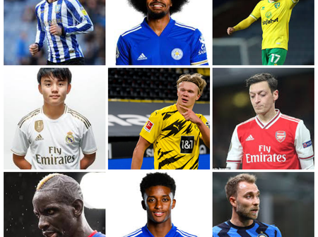 Sunday Transfer Update On Real Madrid, Leicester City, Arsenal And Many More