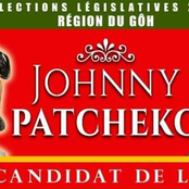 Législatives 2021 : Johnny Patcheko candidat à Gagnoa