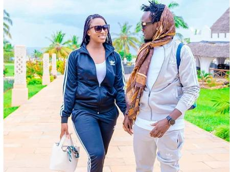 Bahati Caught On Camera Twerking Like A Video Vixen (video)