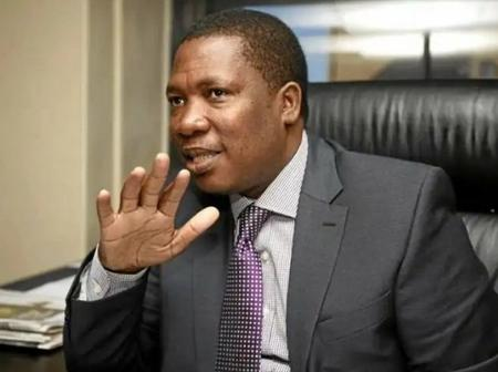 OPINION: Panyaza Lesufi has let many of us down. A great reminder that you can't trust a politician