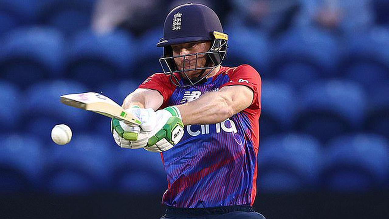 Jos Buttler smashes 68 and Chris Jordan takes three catches as England cruise to eight-wicket win over Sri Lanka at Cardiff to take 1-0 lead in three-match series