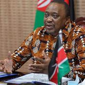 Angry Kenyans Deconstructs President Uhuru On Twitter After Today's Interview