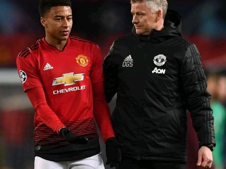 Three Major Reasons Why Manchester United Don't Want Lingard Back, Comfortable With Him At West Ham