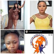 Afia Schwar Indirectly Applauds Child Rights International For Taking Akuapem Poloo To Court.