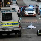 Two Nigerians Killed By Police Attempting Robbery in Gauteng