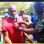 Chaos In Munami Polling Station Matungu, As A Youth Snatches A Ballot Box [Video]