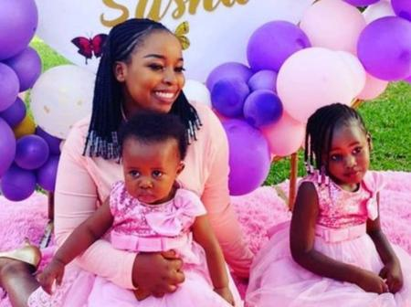 Here's How Saumu Mbuvi Has Celebrated Her Daughter's Special Days