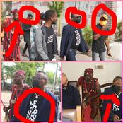 See The Three Things I Noticed As Man In 'Native Attire' Was Spotted With Sowore In Court. (PHOTOS)