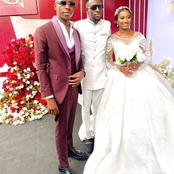 Wedding Photos Of Gospel Singer GUC And His Newly Wedded Wife.