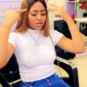 Fans Attack Each other As Regina Daniel Danced To A
