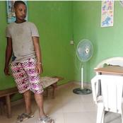 Man arrested for allegedly defiling 8-yr-old girl and using her for rituals.