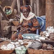 Pictures Showing Where Spiritual Things Are Sold In Ebira land (Okene)