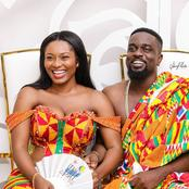 Throwback: Stunning Wedding Pictures Of Sarkodie And His Beautiful Wife, Tracy