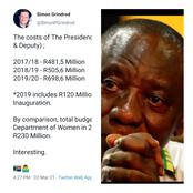 """This Is Too Much"" — Mzansi Cry After White Man Reveals a Deep Secret In The Presidency"