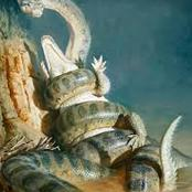 Fiction, Kganyapa, The Great Serpent of the Waterfalls