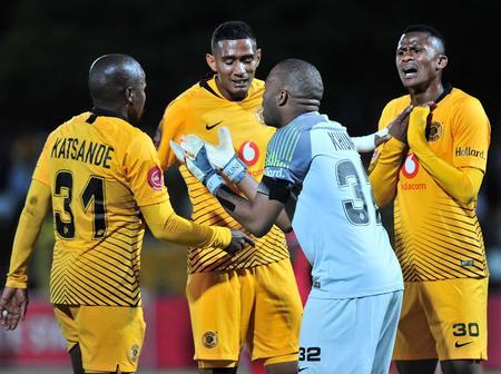 Tso Vilakazi Praise Wydad Casablanca over Kaizer Chiefs