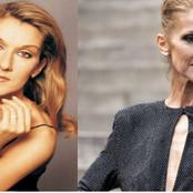 Check out photos of what Celine Dion looked like before and now