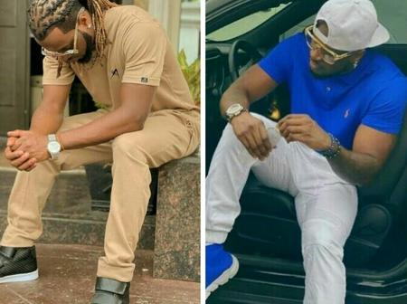 Psquare: Rudeboy And Mr. P Share New Photos On Instagram
