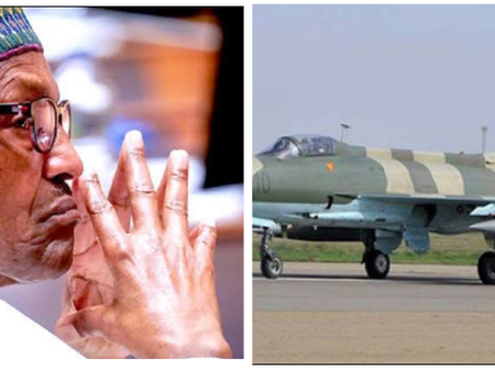 Today's Headline: Nigerian Air Force Combat Aircraft Disappears; Buhari Condemns Attempted Coup In Niger Rep