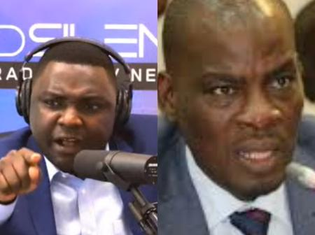 Mahama will never forgive you for doing that - Kelvin Taylor boldly tells NDC MPs