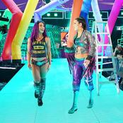 Days After Begging For Friendship, Bayley Shares Picture of Her Partnership With Nigerian WWE Star