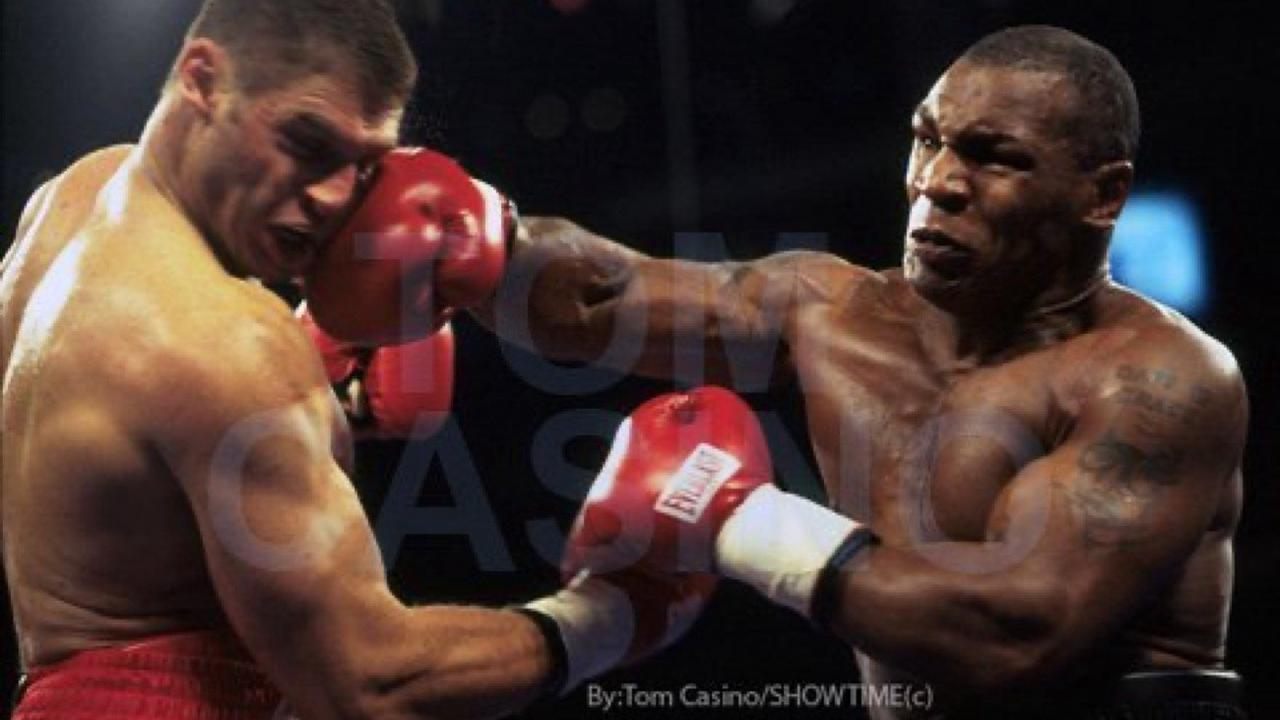 And 2020's Biggest Boxing Star Is ... Mike Tyson!