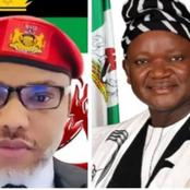 ESN: Don't Look for our trouble; Benue State Govt warns Nnamdi Kanu.