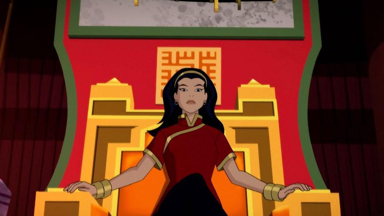 Batman: Soul of the Dragon's Kelly Hu Talks Playing Lady Shiva