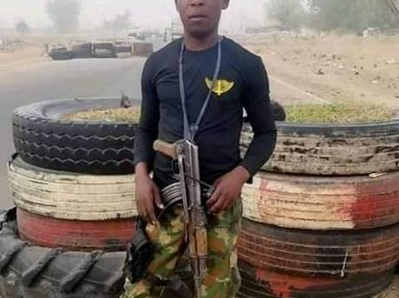 Again: Another Hero Killed By Boko Haram.