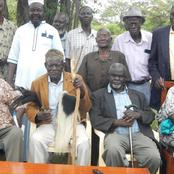 Luo Elders Pays A Visit To Okoth Obado, Promise To Support His Presidential Ambitions.