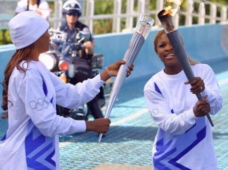 Venus: Seeing Dad Take A Shot Of Serena And I With Olympic Torch Is