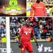 """ I quit To take care of my family"" said Mamelodi Sundowns goalkeeper Dennis Onyango"