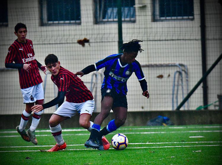 Top 6 Kids of Nigerian Footballers Who Could Become Stars!