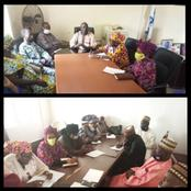 CAN, JNI, Assures Women Coalition on COVID-19 Response of Full Support