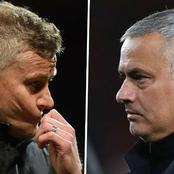 Solskjaer's Child Takes A Dig At Jose Mourinho After The Tottenham Boss Criticised His Father.