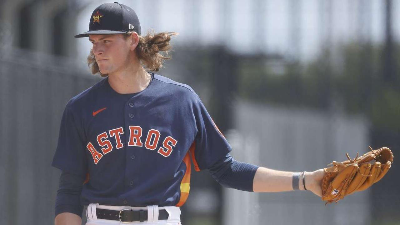 Healthy Forrest Whitley ready to make big-league jump