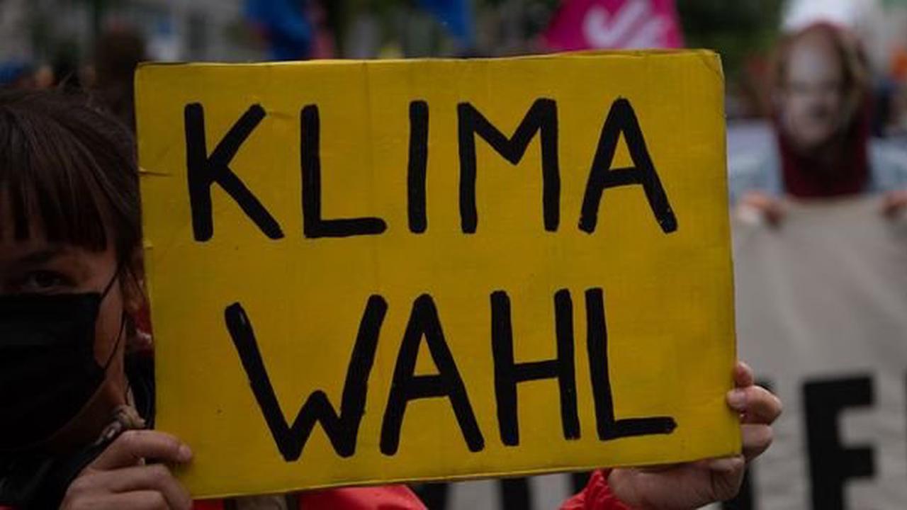 Tausende bei Demonstrationen für mehr Klimaschutz erwartet