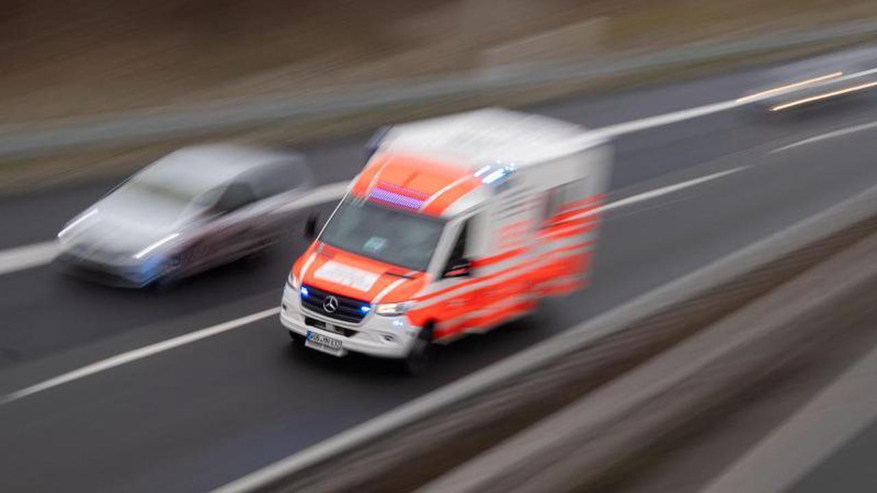 84-Jährige in Radeberg von Lastwagen erfasst