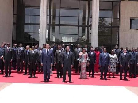 Conseil des ministres: Le Chef de l'État salue les ministres sortants et leur fait une promesse