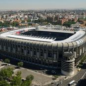 Largest Football Stadiums In The World, Real Madrid is Ranked Third.