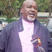 Ruto's Close Ally, Mp Kostany Reacts After He Was Ousted From Jubilee Party
