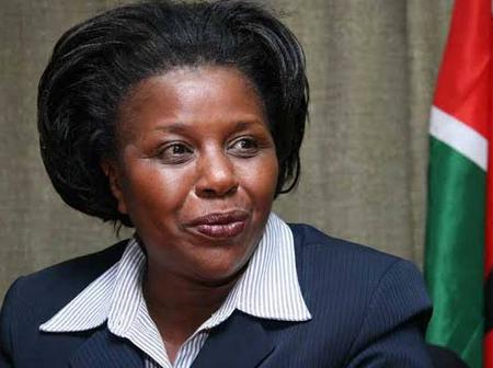 Dr Joyce Laboso's Husband Discloses Some Emotional Details a Year After Her Death