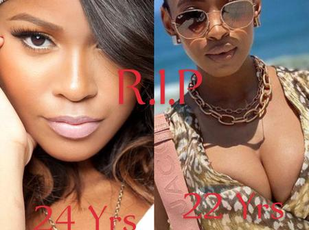 Photos Of 5 Beautiful Female Celebrities That Allegedly Committed Suicide At A Young Age