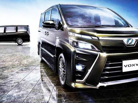 Toyota Noah Vs Toyota Voxy ;what are their differences?