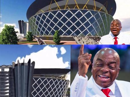 Multi-billion Project: Bishop Oyedepo set to build a 100,000 capacity seater church