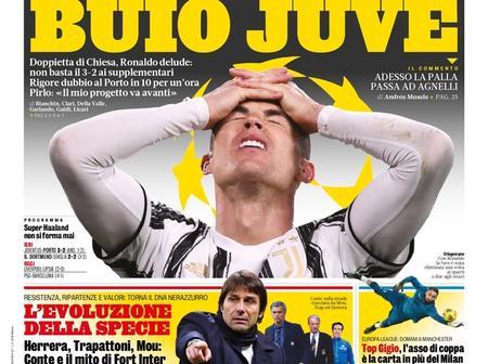 Champions League ; C'est chaud sur Cristiano Ronaldo du côté de l'Italie !