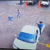 Video: Unsuspecting Man Gunned Down At Point Blank In Pretoria