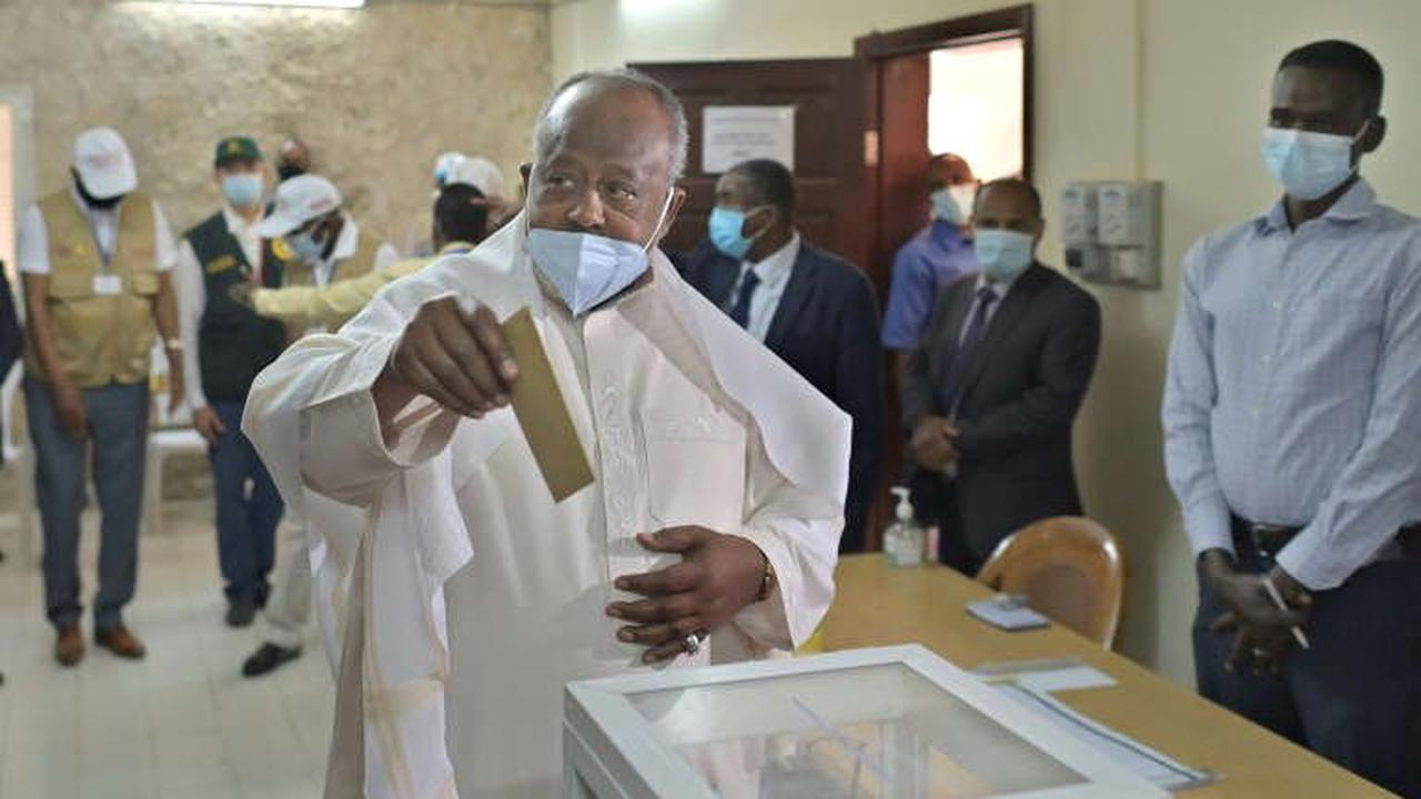 Djibouti president, 73, returns home after hospitalisation rumours